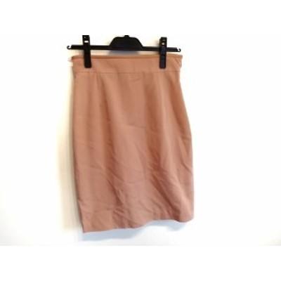 ジャスグリッティー JUSGLITTY スカート サイズ2 M レディース 美品 ピンク【中古】20190903