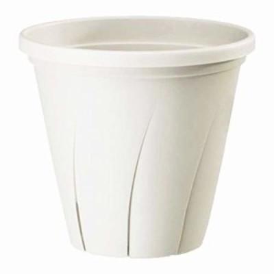 大和プラスチック 根はり鉢 3号 0.15L ホワイト
