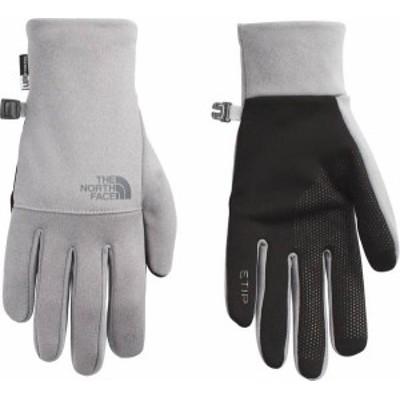 ノースフェイス メンズ 手袋 アクセサリー The North Face Men's Etip Recycled Gloves Tnf Medium Grey Heather