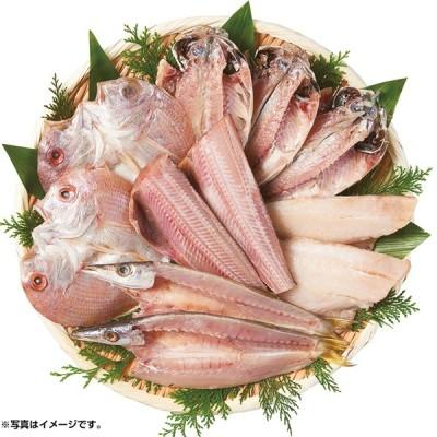 お中元 ギフト 小田原加工 「山安」干物セット (230_21夏)