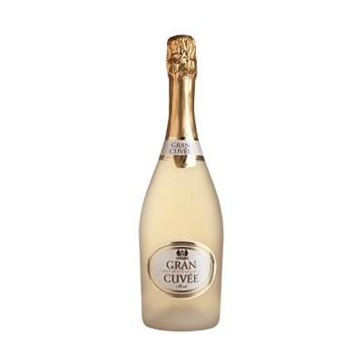 アッバツィア グラン・キュヴェ ブリュット 750ml イタリア/スパークリングワイン/辛口/ミディアムボディ/1本