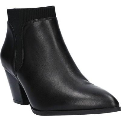 ベラヴィータ Bella Vita レディース ブーツ チェルシーブーツ シューズ・靴 Lottie Block Heel Chelsea Boots Black Leather