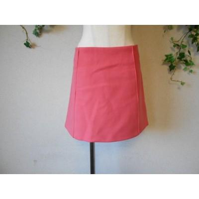 ザラ ZARA WOMAN ピンク の 可愛い ミニ スカート XS