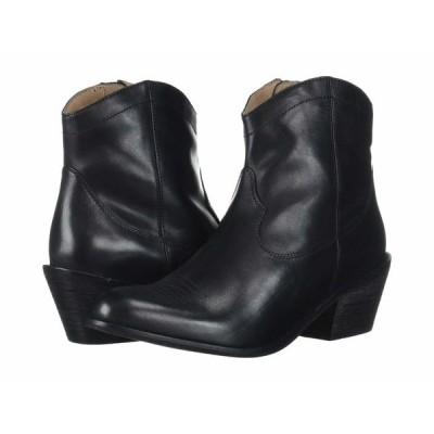 セイシェルズ ブーツ&レインブーツ シューズ レディース Mysterious Black Leather