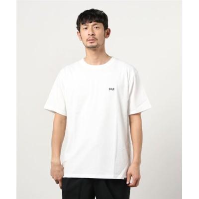 tシャツ Tシャツ Schott(ショット)  ONE POINT SS T-SHIRT/ワンポイント Tシャツ