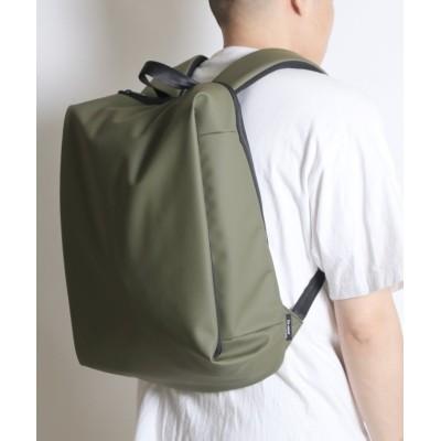 (MAISON mou/メゾンムー)【Un coeur/アンクール】PU day bag K909187/ユニセックス カーキ