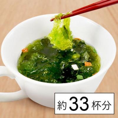 あおさのりわかめスープ 100g(約33杯分)
