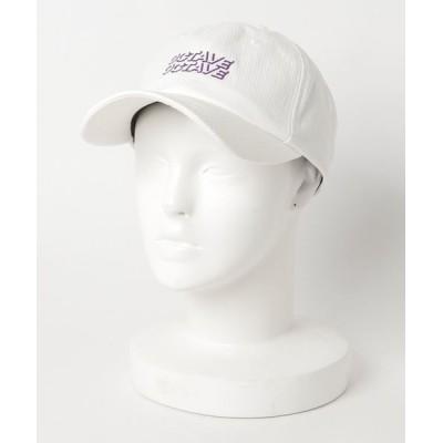 JUGLANS / OCTAVE OCTAVE LOGO LOW CAP MEN 帽子 > キャップ