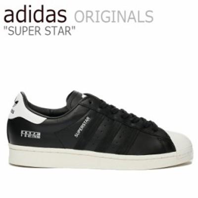 アディダス スーパースター スニーカー adidas メンズ レディース SUPERSTAR スーパースター BLACK ブラック FV2809 シューズ