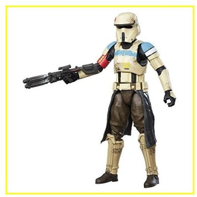 【新品】  Star Wars The Black Series Scarif Stormtrooper Squad Leader  (並行輸入品)