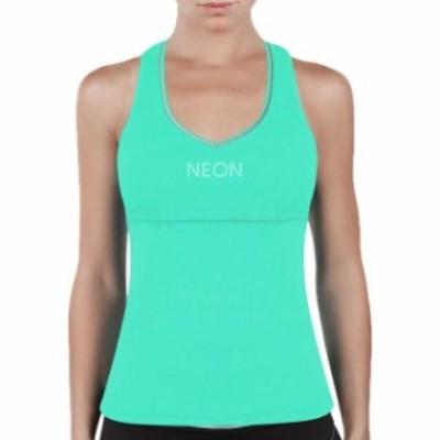 neon ネオン テニス&その他のラケット競技 女性用ウェア Tシャツ neon ilion-midday