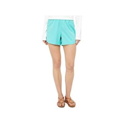 コロンビア PFG Tamiami Pull-On Shorts レディース ショートパンツ ズボン 半ズボン Dolphin