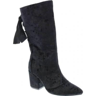 ペニー ラヴズ ケニー Penny Loves Kenny レディース ブーツ シューズ・靴 Trace Mid Calf Boot Black Crushed Velvet