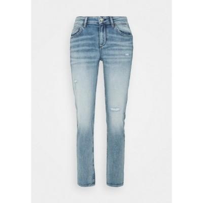 リュー ジョ ジーンズ デニムパンツ レディース ボトムス UP MONROE - Slim fit jeans - blue why wash