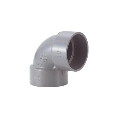 積水化学工業 DV継手(90°エルボ)DL40 排水用DV継手 DDL40 返品種別B