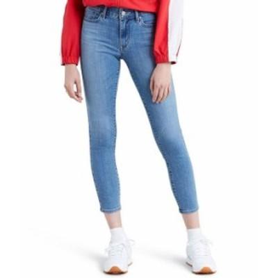 リーバイス レディース デニムパンツ ボトムス Levi'sR 711 Ankle Skinny Jeans Hawaii Sunset