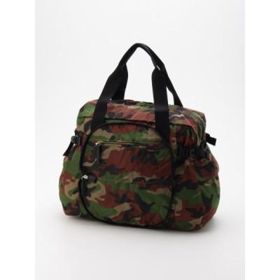 Y'SACCS(bag) (イザック(バック)) レディース パッカブルボストン カーキ フリー