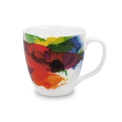 Konitz on Color Mugs Set of 4 by Konitz