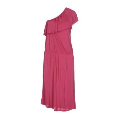 リュー ジョー LIU •JO ミニワンピース&ドレス ガーネット M レーヨン 100% ミニワンピース&ドレス
