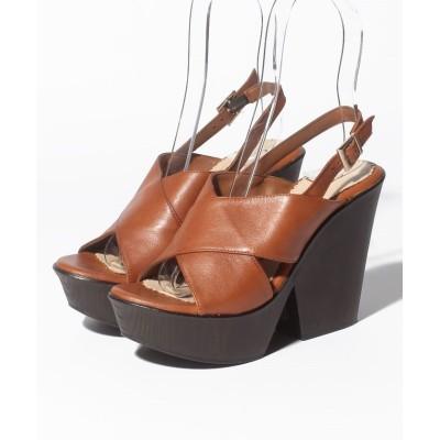 【シューズラウンジ】 [shoes lounge] 45CR164014 BRN 23 レディース ブラウン 23 shoes lounge
