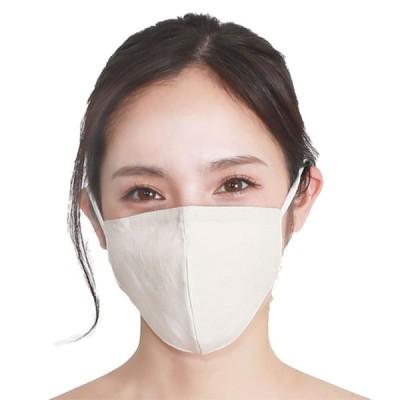 マスク オシャレ 花粉 ファブリックケアマスク coco-kara(リネンタイプ)グッドデザイン賞
