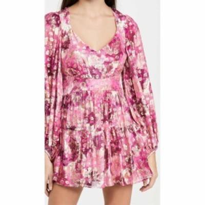 ラブシャックファンシー LOVESHACKFANCY レディース ワンピース ワンピース・ドレス Willis Dress Pre-Dawn Sky