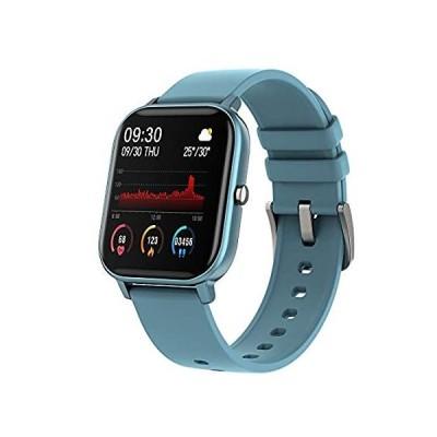 【送料無料】Smart Watch with Heart Rate Sleep Monitor Bluetooth Music Control All-Day A