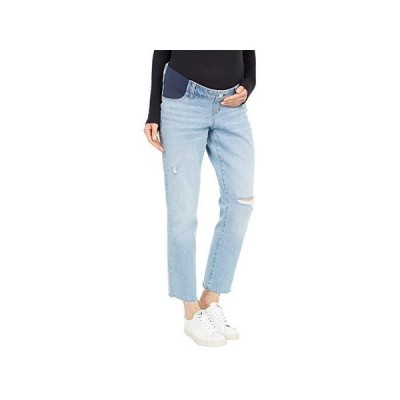 Madewell The Maternity Perfect Vintage Jeans in Coffey Wash レディース ジーンズ Coffey Wash