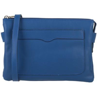 STELE ハンドバッグ ブルー 革 ハンドバッグ