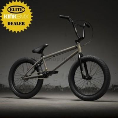 "BMX 2019キンクローンチ20 ""BMXバイク(グロスローゴールド)コンプリートBMXバイク  2019 Kink Launc"