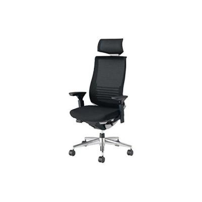 コクヨ      オフィスチェア エクストラハイバック BEZEL ベゼル  CR-A2835E1-V ブラック