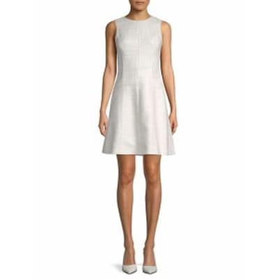 オスカーデラレンタ レディース ワンピース Sleeveless A-Line Dress