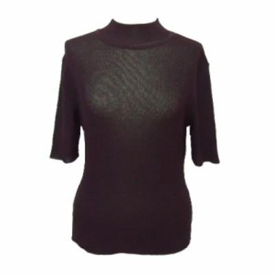 PLUSLIBRE「M」クラシックニットカットソー (Classic knit cut-and-sew) 半袖 Tシャツ 058927【中古】