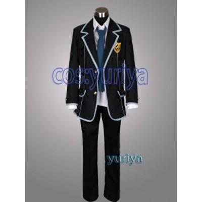 ギルティクラウン 天王洲第一高校男子制服 コスプレ衣装