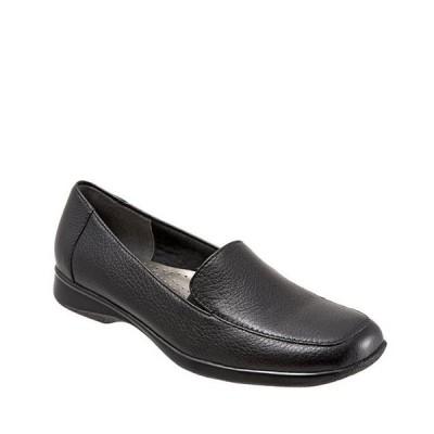 トロッターズ レディース パンプス シューズ Jenn Slip-On Leather Loafers