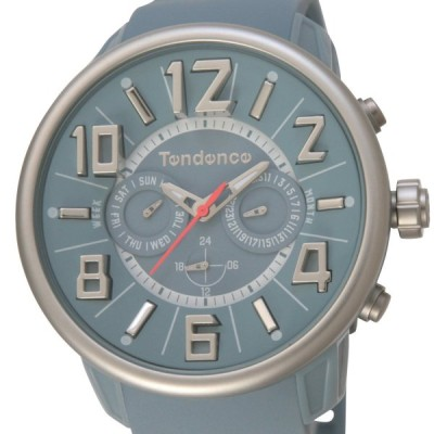 テンデンス 腕時計 TG765001 並行輸入品 グレー