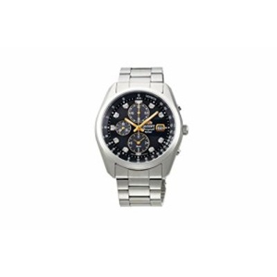 [オリエント]ORIENT 腕時計 スポーティー ソーラークロノ Neo70's Horizon (中古品)