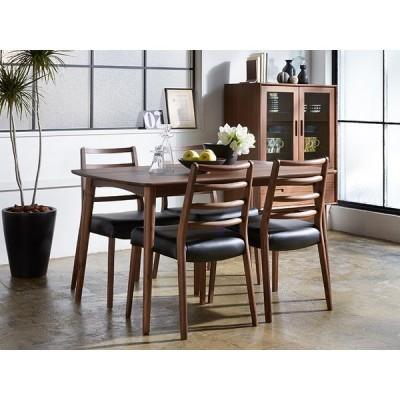 ダイニングチェア 椅子 イス シネマ Aタイプ ウォールナット材/WN2色 大塚家具(IDC OTSUKA)