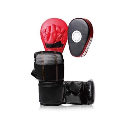 【SEDON】 ボクシング グローブ & パンチチング ミット 格闘技 子供 初心者