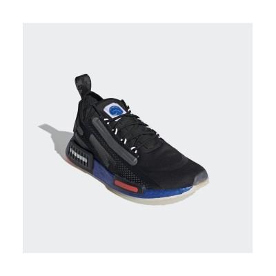 (adidas Originals/アディダス オリジナルス)NMD_R1 SPECTOO/ユニセックス ブラック