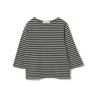 【ビームス メン/BEAMS MEN】 REMI RELIEF × BEAMS PLUS / 別注 7分丈 バスクシャツ