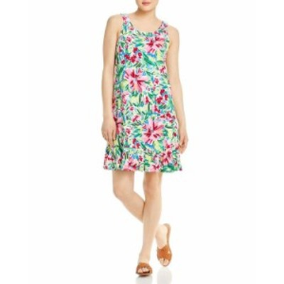 トッミーバハマ レディース ワンピース トップス Sunset Cove Short Dress White