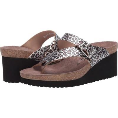 メフィスト Mephisto レディース サンダル・ミュール シューズ・靴 Tyfanie Brown Panthera