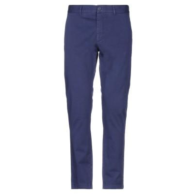ラブ モスキーノ LOVE MOSCHINO パンツ ブルー 50 コットン 98% / ポリウレタン 2% パンツ