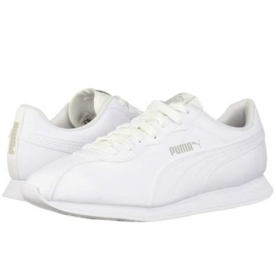 プーマ PUMA メンズ スニーカー シューズ・靴 Turin II Puma White/Puma White