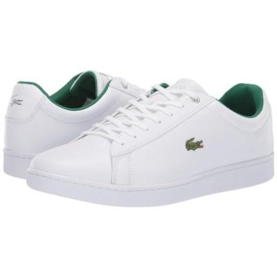 ラコステ Lacoste メンズ スニーカー シューズ・靴 Hydez 119 1 P SMA White/Green