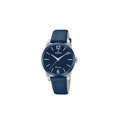 Festina Womens Analogue Quartz Watch with Leather Strap F20473/5 並行輸入品