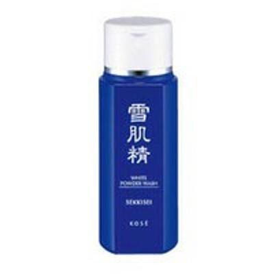 KOSE コーセー 雪肌精 ホワイトパウダー ウォッシュ [100g] 【洗顔料】 ×2個セット
