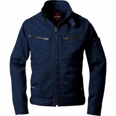バートル(BURTLE) 作業服 ジャケット メンズ レディース 3Lサイズ 3/ネイビー 5501 【作業着 ワークウエア 仕事着 まとめ買い ユニセッ