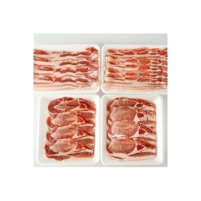 東庄町 ふるさと納税 東庄町産SPF豚肉 焼肉・しゃぶしゃぶセット